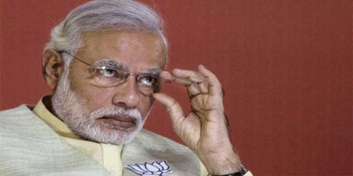 PM Modi in traditional