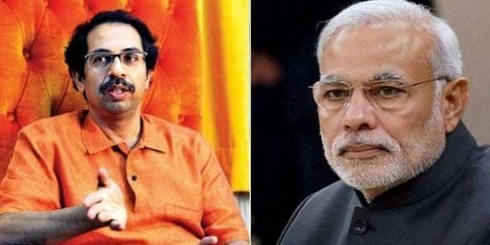 Shiv Sena in bjp