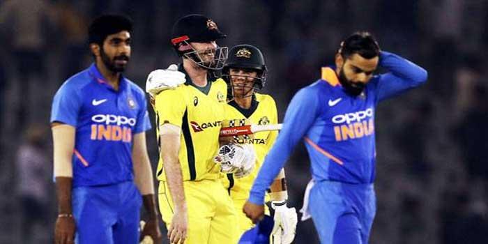 IND AUS final match