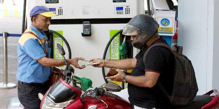 petrol price election
