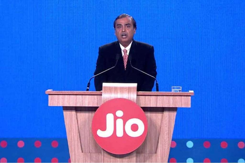 jio fiber syndicated loan