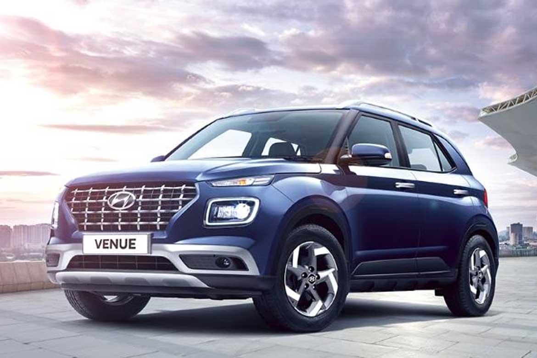 Hyundai Venue SUV