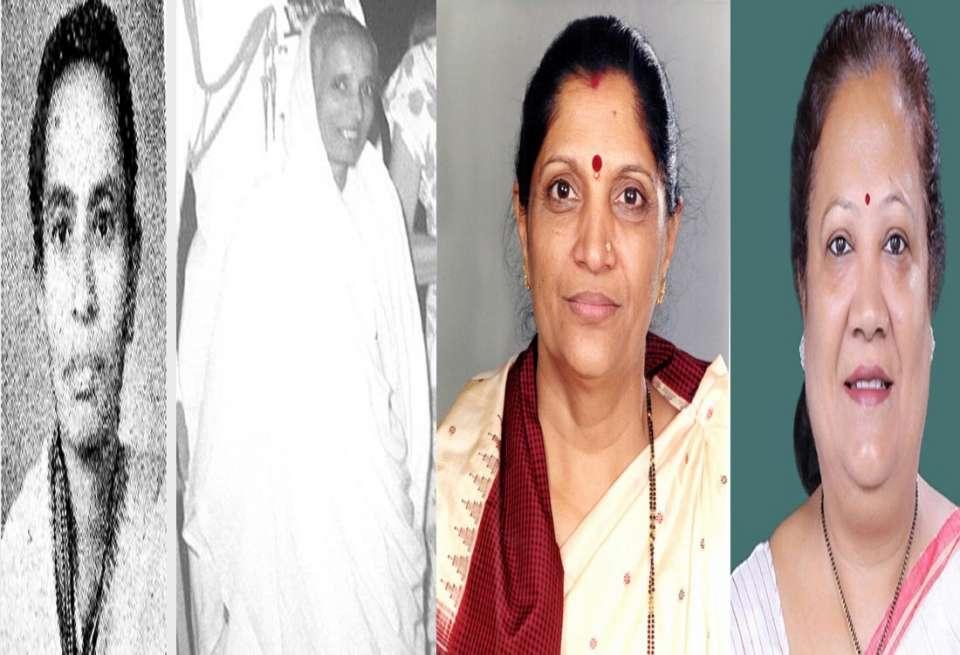 women Gujarat MPs